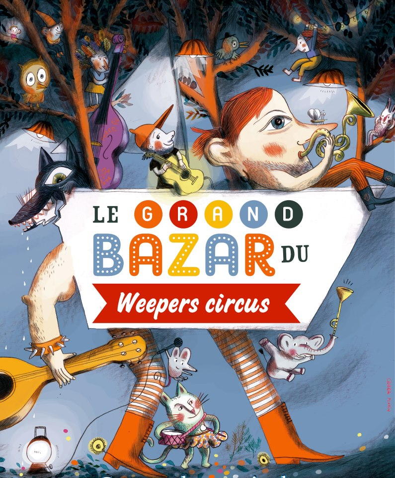 Weepers Circus