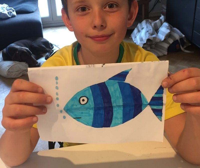 Le poisson de Louis G